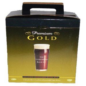 Malto per birra - Muntons Premium Gold OLD CONKERWOOD BLACK ALE