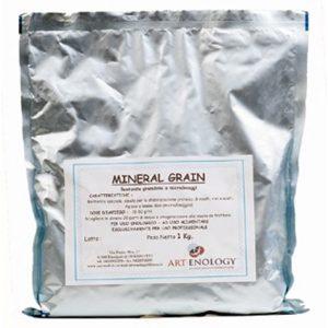 Chiarificante Mineral Grain  Kg 1