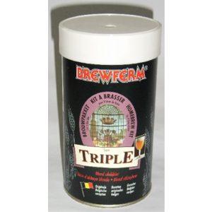 Malto per birra - Brewferm Qualità Belghe TRIPPEL