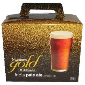 Malto per birra - Muntons Qualità Gold INDIA PALE ALE