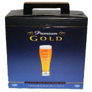 Malto per birra - Muntons Qualità Premium Gold MIDAS TOUCH GOLDE