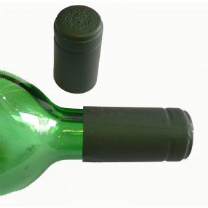 Capsule termoretraibili r-b verde muschio