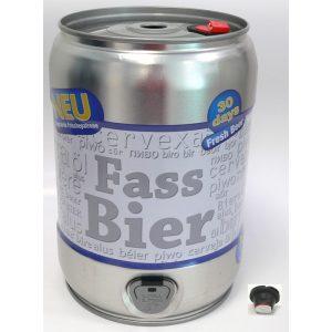 Fustino Fass Bier  da lt 5