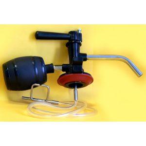 Pompa erogatore per siphon lt. 2 e 5