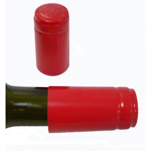 Capsule termoretraibili r-b rosso fuoco