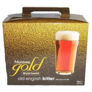 Malto per birra - Muntons Qualità Gold OLD ENGLlSH BITTER