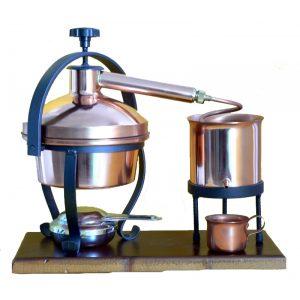 Distillatore Tradizionale, capacità lt. 1,2