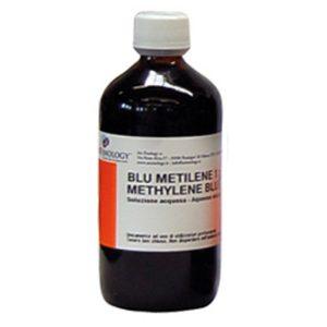 Blu metilene 0,1% x 250 ml