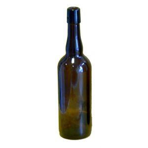 Bottiglia birra da lt. 0,75 tappo meccanico