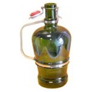 Bottiglia birra tappo meccanico lt 5