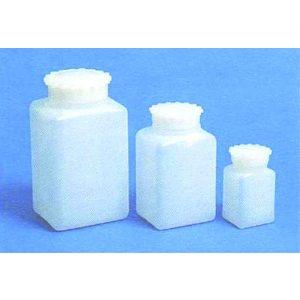 Bottiglia rettangolare in plastica 100 ml