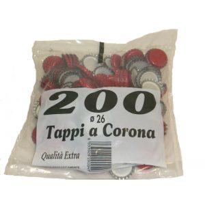 Tappo Corona mm. 26