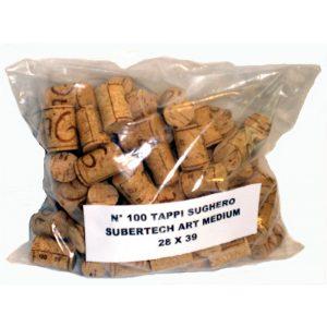 Tappo Sughero subertech art medium 28x39