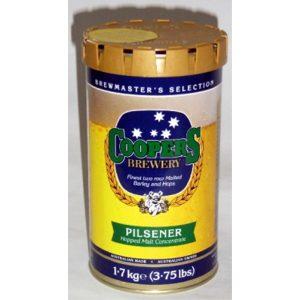 Malto per birra - Coopers Qualità  PILSNER