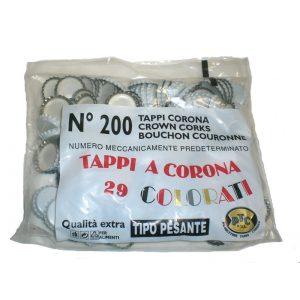 Tappo corona mm. 29