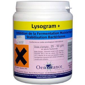 Enzima Lysogram Plus gr 500