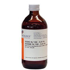 Iodio N100 x 500 ml