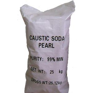 Soda Caustica Perle Kg 25