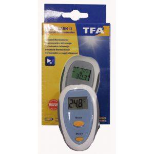 Termometro digitale a infrarossi scala da -33°C a +220°C