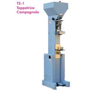 TS-1 Tappatrice Campagnola Inox