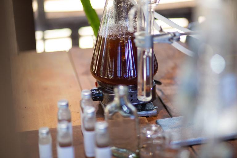 Analisi di Laboratorio sui distillati