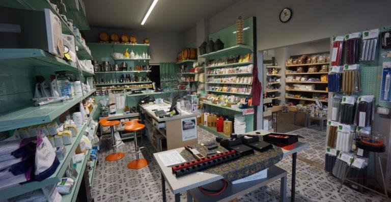 negozio-hobby-cantina-interno
